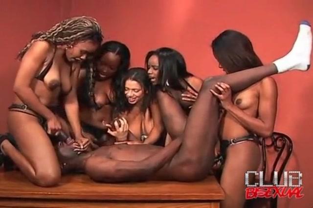 Thick Black Girls White Guy