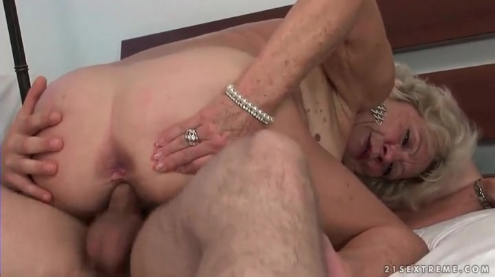 Lesbians Old Young Kissing