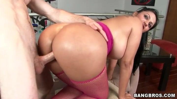 Big Ass Riding Reverse Cowgirl
