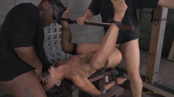 Bondage Fuck Machine Anal
