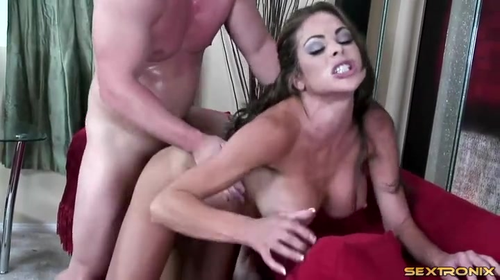 Cock And Balls Inside Pussy
