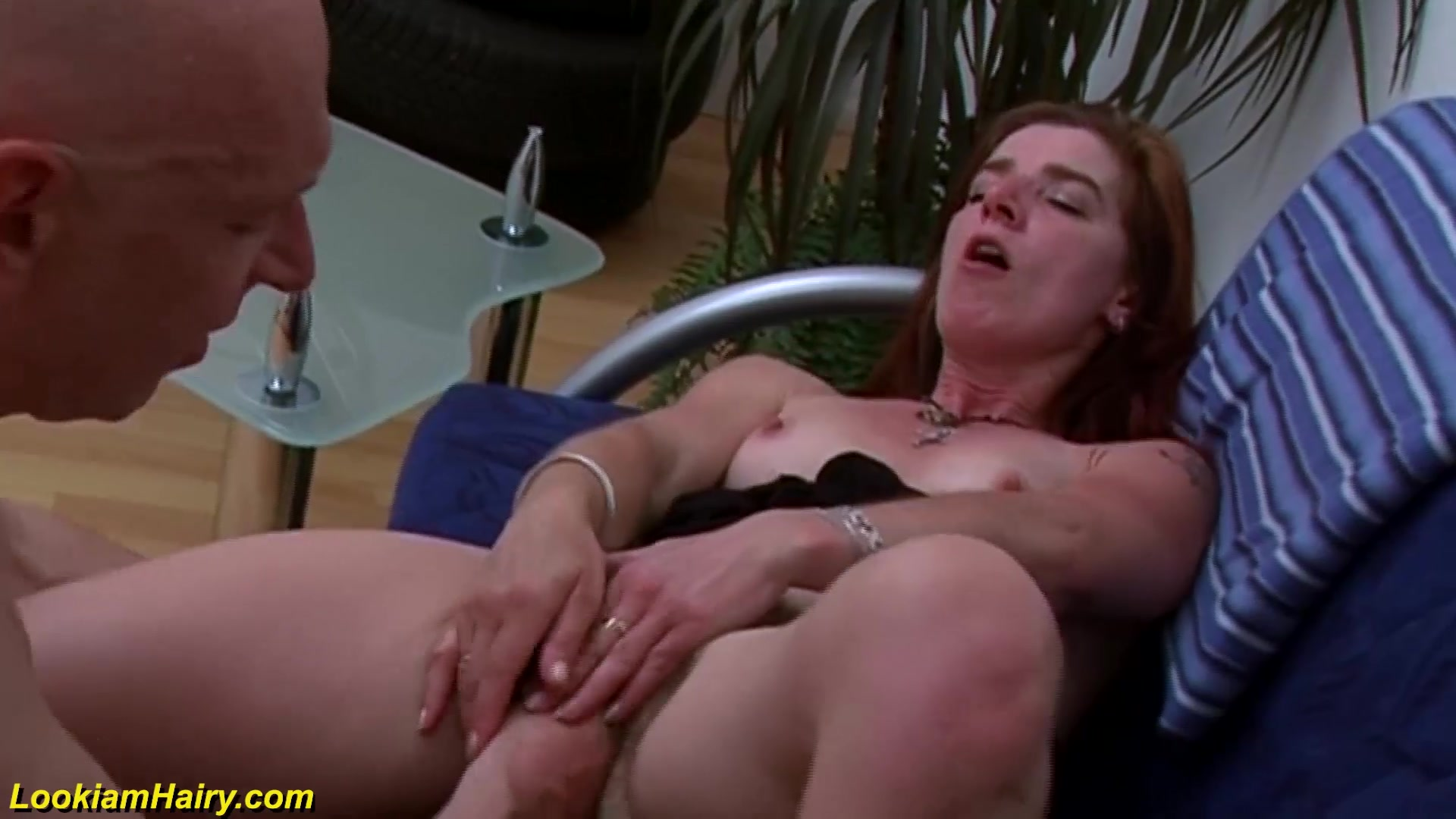 Amateur Hairy Wife Anal