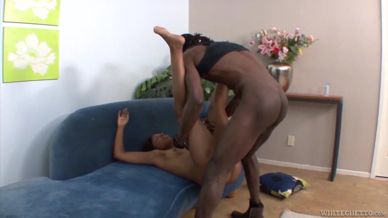 Anal Ebony Big Ass White Dick