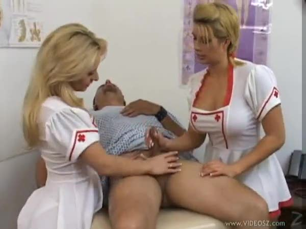 Lesbian Japanese Nurse Patient